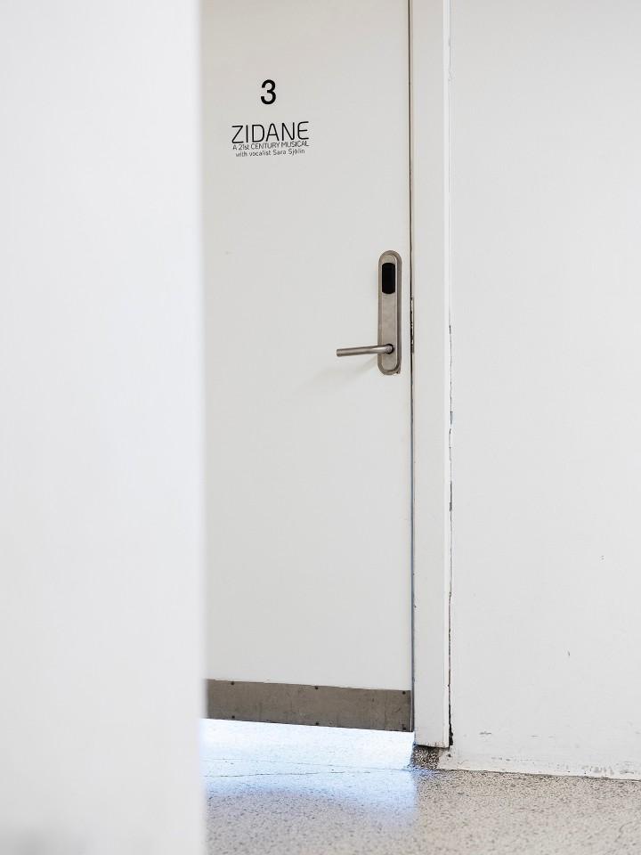 Zidane -A 21st Century Musical, documentation 10