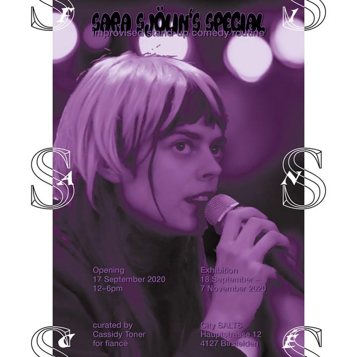 Sara Sjölin's Special, documentation 1